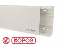 Goulotte électrique PVC 140 x 60 mm