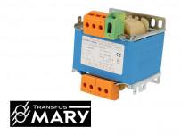 Transformateur de séparation, Primaire 230/400V - Secondaire 2x115V