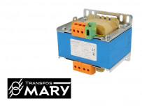 Transformateur de sécurité, primaire 230-400V, secondaire 24-48V
