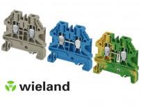 Borne de jonction à vis Wieland