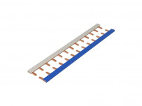 Peignes 13 modules (1 bleu + 1 gris) pour appareillage GE