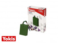 Emetteur radio encastrable 2 canaux POWER  Yokis Power