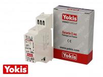 Télérupteur temporisé modulaire 2000W POWER  Yokis Power