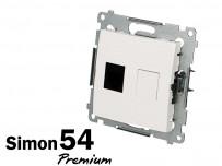 Prise RJ11 (pour téléphone) Simon Premium