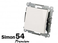 Interrupteur va-et-vient simple Simon Premium