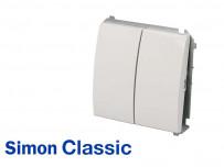 Poussoir double Simon Classic