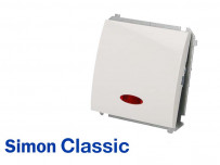 Interrupteur lumineux Simon Classic