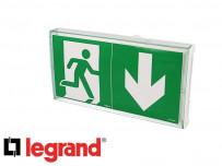 Bloc Autonome d'Eclairage de Sécurité Sati IP43 Legrand