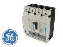 Disjoncteur tétrapolaire 4P/4D 250A (type boitier moulé)