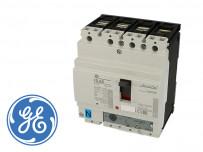 Disjoncteur tétrapolaire 4P/4D 125A (type boitier moulé)