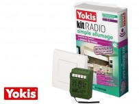 Kit radio simple allumage POWER Yokis