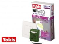 Kit radio volet roulant POWER Yokis