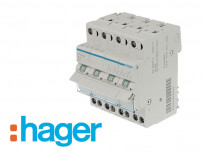 Inverseur de source triphasé 40A Hager
