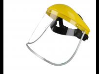 Ecran de protection facial et frontal