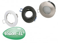 Collerette de finition pour spot Vision-El Miidex