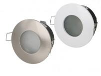Spot étanche GU10 LED à encastré complet