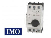 Disjoncteur magnéto thermique IMO réglable de 0,25 à 26A