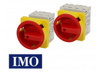 Interrupteur sectionneur rotatif IMO pour montage sur panneau