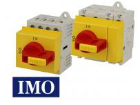 Interrupteur sectionneur rotatif IMO modulaire
