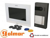 Kit visiophone GOLMAR Soul 7'' reconditionné