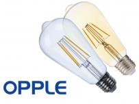 Ampoule LED ST64 culot E27