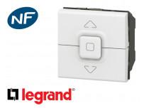 Appareillage volet roulant Legrand Mosaic composable