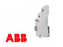 Bouton poussoir modulaire 1NO / 1NC ABB