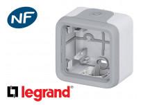 Boitier saillie Legrand Plexo™ composable