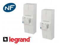 Disjoncteur de branchement Legrand Monophasé Sélectif