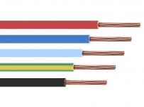 Fil HO7VU 0.75mm² (bobine de 100m)