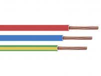 Fil HO7VU 6mm² (bobine de 100m)