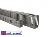Goulotte de câblage PVC à lamelles