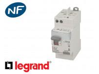 Interrupteur différentiel 2P automatique Legrand DX³