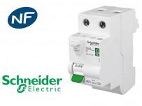 Interrupteur differentiel 2P 40A 30mA Type AC Schneider Resi9 XE