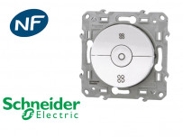 Interrupteur de VMC 3 positions Schneider Odace
