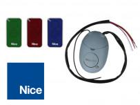 Kit 1 récepteur + 3 télécommandes Nice Intikit