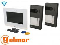 Kit visiophone GOLMAR Soul 7'' wifi