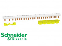 Peigne horizontal 13 modules Schneider Resi9 XP