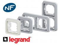 Plaque support Legrand Plexo™ composable