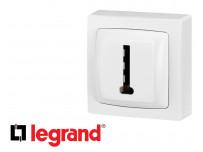 Prise téléphone en T Legrand Otéo complète