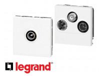 Prise TV Legrand Mosaic composable