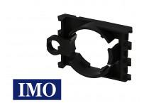 Adaptateur de montage pour contact auxiliaire sur boutonnerie Ø22mm