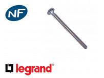 Vis longue, longueur 40mm Legrand Mosaic composable