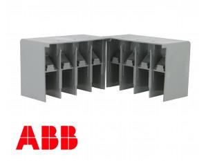Cache bornes pour disjoncteur tétrapolaire ABB 100A & 160A