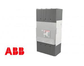 Cache bornes pour disjoncteur tétrapolaire ABB 250A