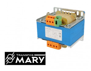 Transformateur de sécurité 250VA, Primaire 230-400V - Secondaire 24-48V