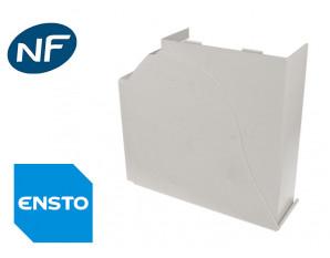 Angle plat pour plinthe ENSTO 130x54