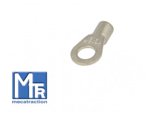 Cosse nue à œillet 2.5mm²