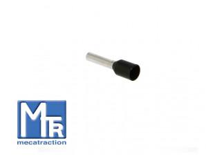Embout pour fil souple 1.5mm² - sachet de 100