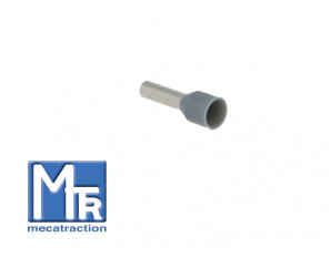 Embout pour fil souple 2.5mm² - sachet de 100